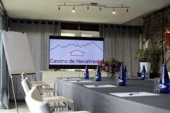Casona de Navalmedio: Empresas